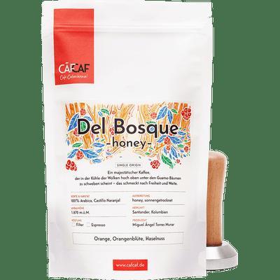 Espresso del Bosque - honey fermented