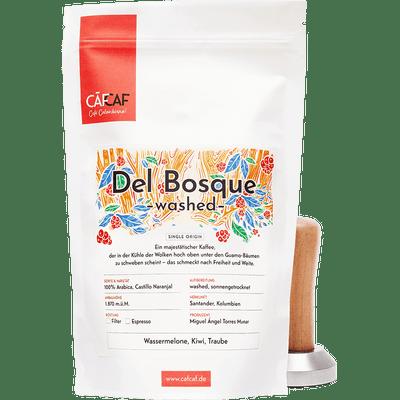 Espresso del Bosque - washed fermentiert