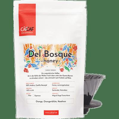 Kaffee del Bosque - honey fermented