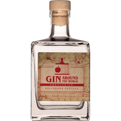 Gin around the World - Andalusien Gin