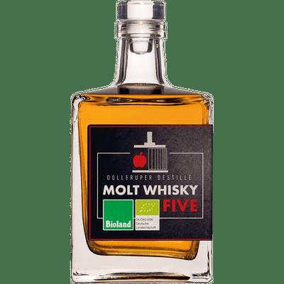 Dolleruper Molt Whisky Five - Bio Whisky