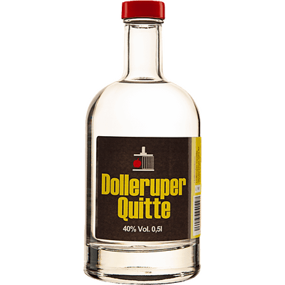 Dolleruper Quittenspirituose — 200ml