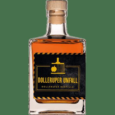 Dolleruper Unfall - Apfel-Ingwer-Spirituose
