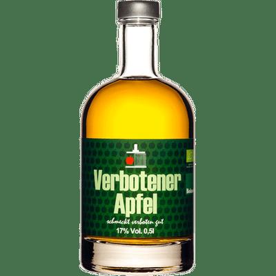 Verbotener Apfel - Apfelspirituose