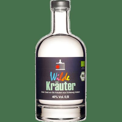 Wilde Kräuter - Bio Kräutergeist — 500ml