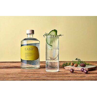 EASIP FIELDS & Tonic Bundle (2x Alkoholfreie Gin-Alternative + 4x Thomas Henry Tonic Water) 2