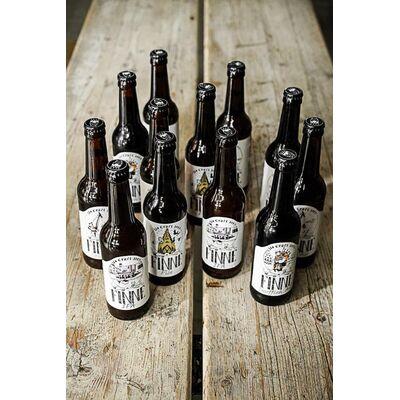 Finne Bio Craft Beer 12er Mix (je 2x alle Sorten der Bio-Brauerei) 2