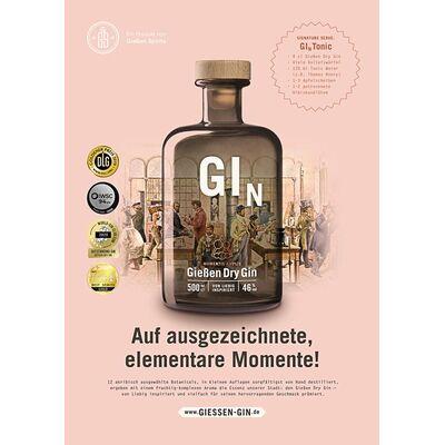 Gießen Dry Gin 4