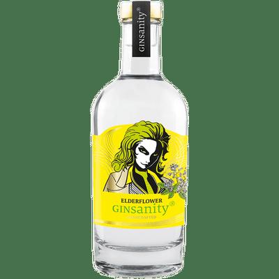 Elderflower Gin - Premium Dry Gin