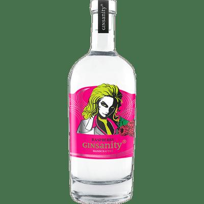 Raspberry Gin - Premium Dry Gin — 700ml
