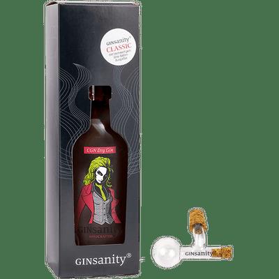 Crazy Deal: CGN Dry Gin + Geschenkkarton + Ausgießer GRATIS