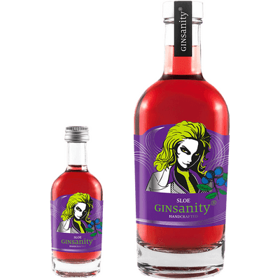 Sloe Ginsanity - Sloe Gin