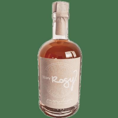 Zesty Rosy Gin.