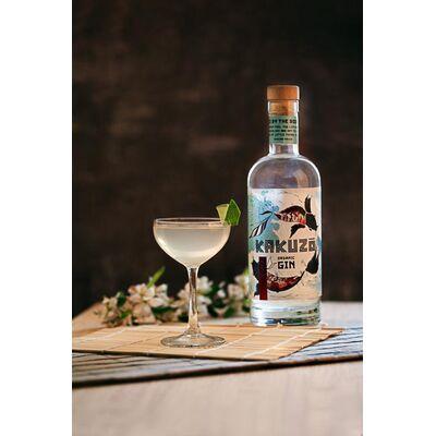Kakuzo Organic Dry Gin 2