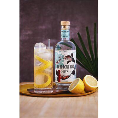 Kakuzo Organic Dry Gin 4