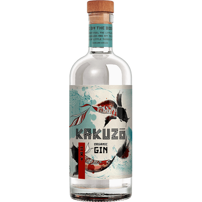 Kakuzo Organic Dry Gin