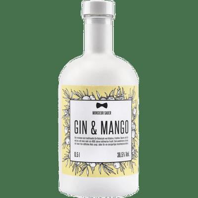 GIN & MANGO