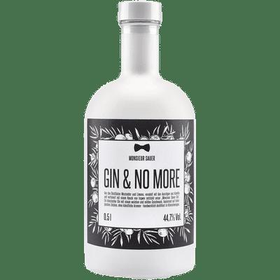 GIN & NO MORE