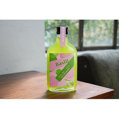 "Niemand Bottled ""Basili"" - Pre Mixed Cocktail 2"