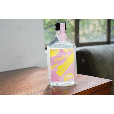 """Niemand Bottled """"Gimlet"""" - Pre Mixed Cocktail 2"""