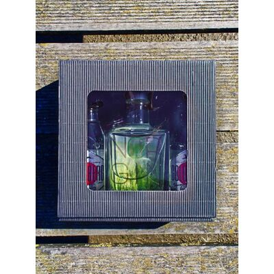 NORGIN Geschenkbox (1x London Dry Gin + 2x Goldberg Japanese Yuzu Tonic Water) 2