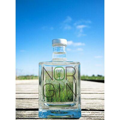 NORGIN - London Dry Gin 2