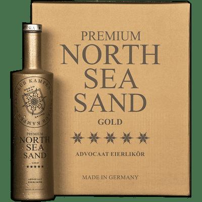North Sea Sand - Eierlikör 2