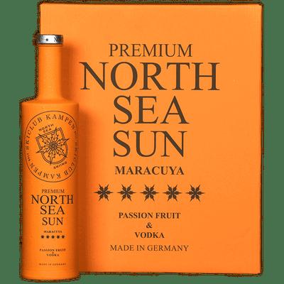 North Sea Sun - Fruchtlikör mit Vodka 2