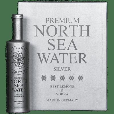 North Sea Water - Limettenlikör mit Vodka 2