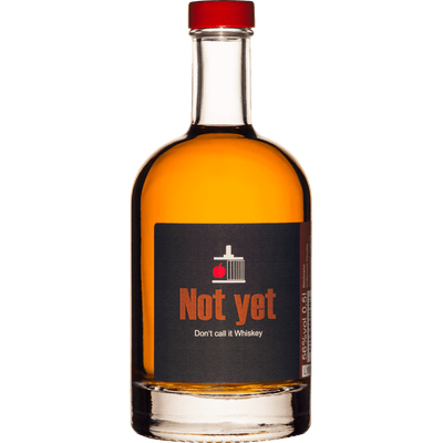 Not Yet - Bierbrand - Don't call it Whiskey