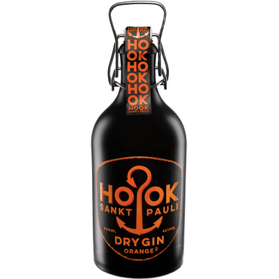 HOOK Gin Orange - Dry Gin