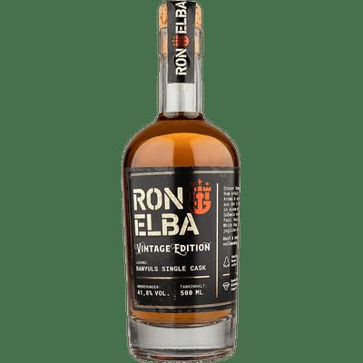 RON ELBA  Vintage Series - Banyuls Single Cask Rum