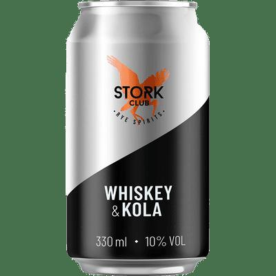 Stork Club Whiskey & Kola