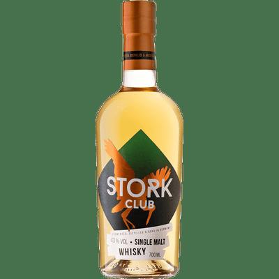 Stork Club Single Malt Rye Whiskey