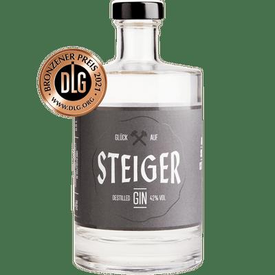 Steiger Distilled Gin