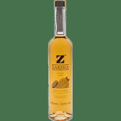 Gurke & Zitrone Wodka-Likör