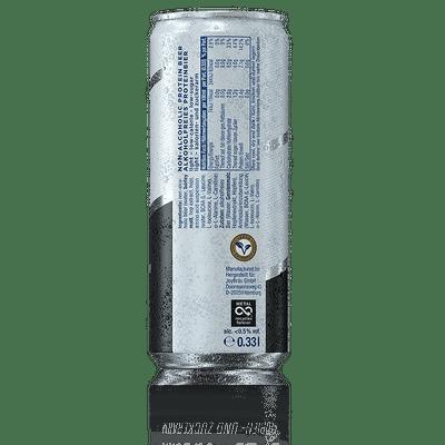 JoyBräu alkoholfrei PROTEINBIER LIGHT in der Dose (12x0,33l) 3