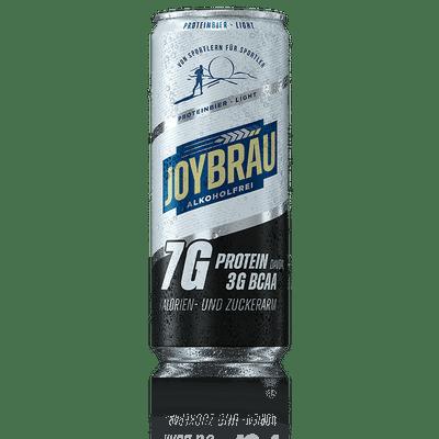JoyBräu alkoholfrei PROTEINBIER LIGHT in der Dose (12x0,33l) 2