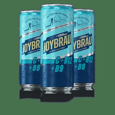 JoyBräu alkoholfrei VITAMINBIER in der Dose (12x0,33l)