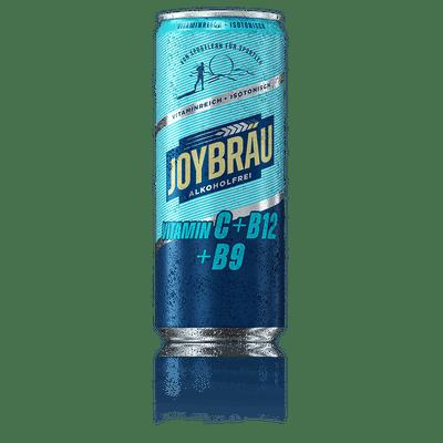 JoyBräu alkoholfrei VITAMINBIER in der Dose (12x0,33l) 2