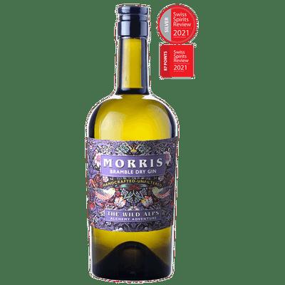 The Wild Alps - William Morris Bramble London Dry Gin