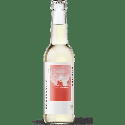 6x REINSCHORLE Riesling – Bio-Weinschorle