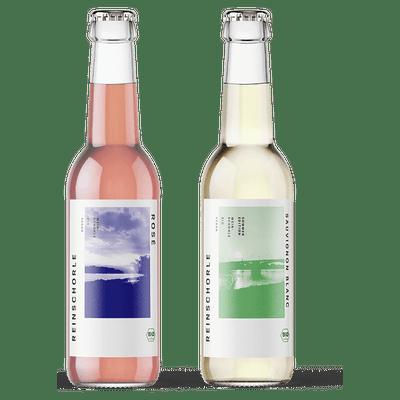 Bio-Weinschorle Mix - 3x REINSCHORLE Sauvignon Blanc + 3x REINSCHORLE Rosé
