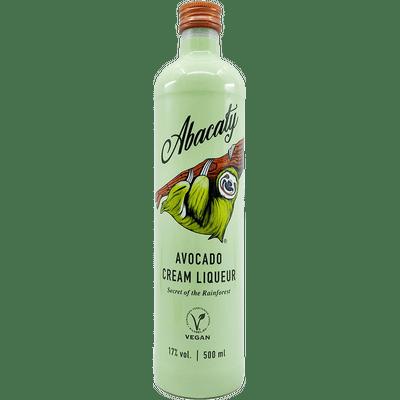 Avocado Cream Liqueur - cremiger Avocadolikör