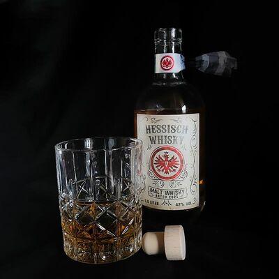 Hessisch Whisky - Eintracht Frankfurt Malt Whisky 4