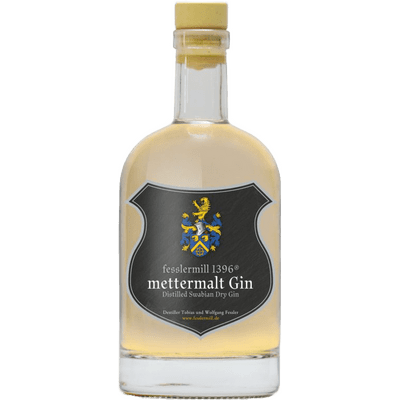 mettermalt® Smoky Aged Gin