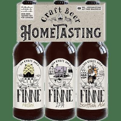 12er Hometasting-Paket (je 4x IPA + Helles + Scottish Ale)