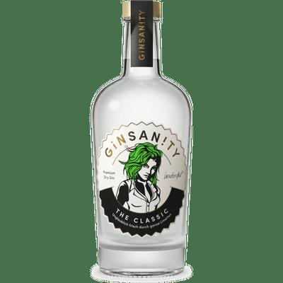 Ginsanity The Classic - Premium Dry Gin