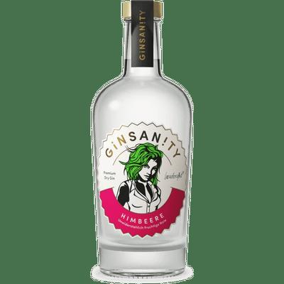 Ginsanity Himbeere - Premium Dry Gin