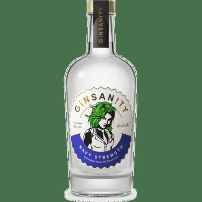 Navy Strength - Premium Dry Gin